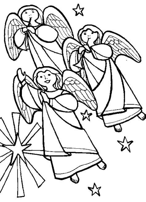 Engelenvleugels Kleurplaat by Knutselopdracht Engelen