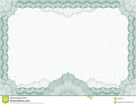 cadre dipl 244 me ou certificat classique de guilloche photos stock image 19066573