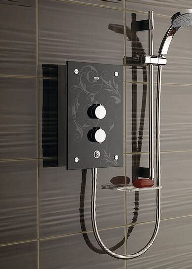 Electric Mixer Shower modern traditional showers thermostatic mixers