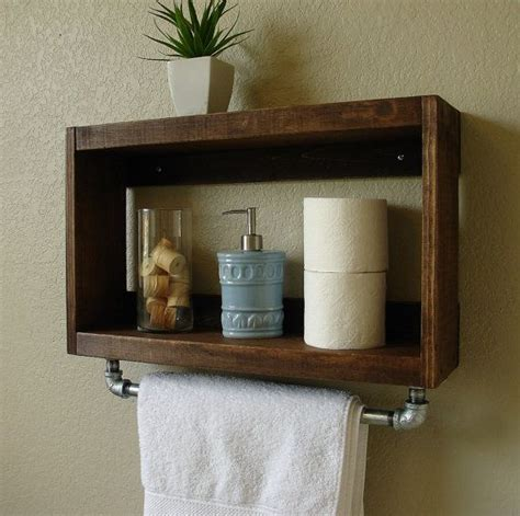 ideas  towel shelf  pinterest elegant bathroom decor shelving decor  fixer
