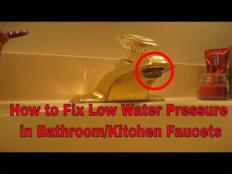 fix unclog clean repair  replace moen kitchen