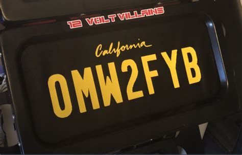 You can also use commercial mastercards issues in the. OMW2FYB blackout kit - 12voltVillains