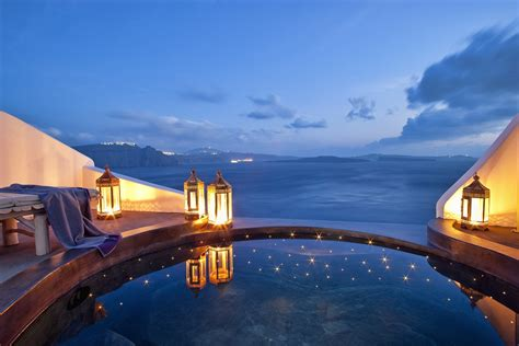 Passion For Luxury  Top 10 Santorini Hotels With Infinity