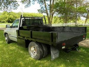 1994 Dodge Ram 3500 Regular Cab Flatbed 12v Diesel Dual