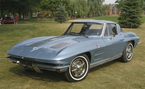 History Of The Chevy Corvette by 1963 Chevy Corvette History