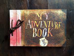My Adventure Book Up