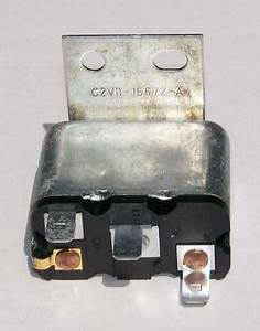 1964 1965 Thunderbird Convertible Top Relay C2vb15672