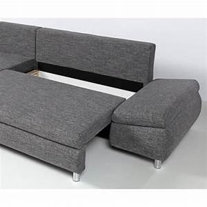 naho canape d39angle gauche convertible 4 places coffre With tapis chambre enfant avec canapé convertible naho