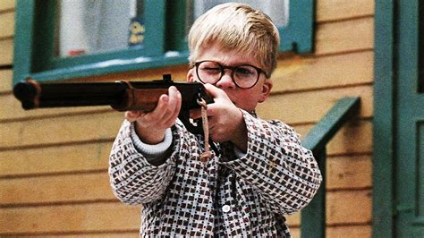 Ralphie Parker's Bb Gun Nabbed By 'a Christmas Story