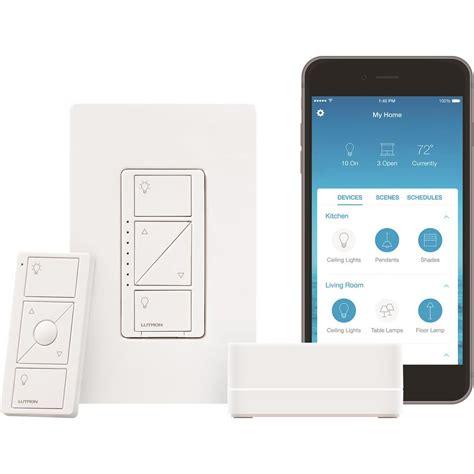 lutron caseta fan control lutron caseta wireless smart lighting dimmer switch