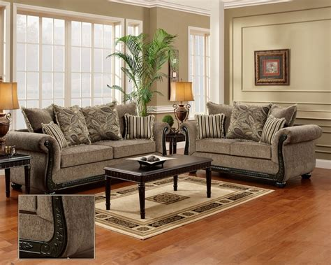 dream java chenille sofa love seat living room furniture