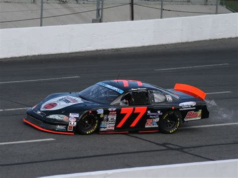 pro cup heavner sixth  motor mile speedway