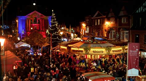 christmas markets in oxfordshire
