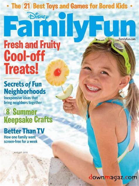 Family Fun, Elle Magazine And More Starting At $375 For 1