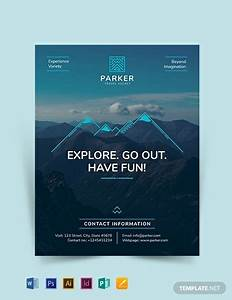 Tourism Flyer Template 38 Attractive Travel Flyer Templates Creatives Word