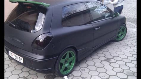 fiat bravo tuning cars mods fiat bravo tuning by turec lpxx youtube