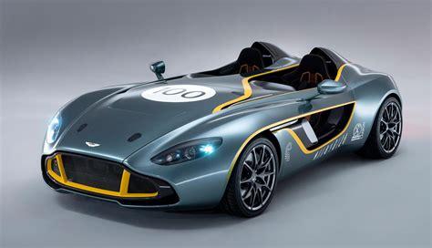 Aston Martin Cc100 Speedster Concept Revealed Video