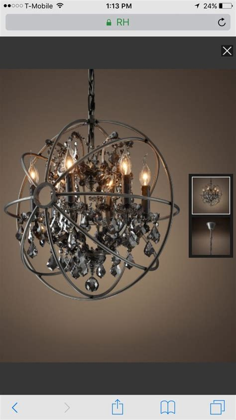 ceiling swag hook compatible with rh chandelier