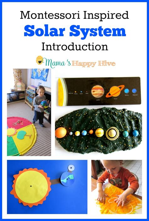 montessori inspired solar system introduction s 458 | Solar System Introduction www.mamashappyhive.com 1