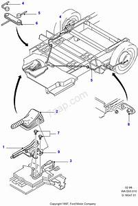 1997 Ford Aerostar Fuse Box Diagram