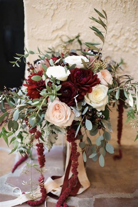 top  bohemian fall wedding bouquets deer pearl flowers