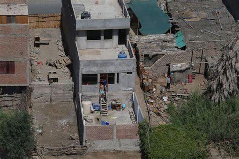 peru earthquake magnitude  quake hits  pacific