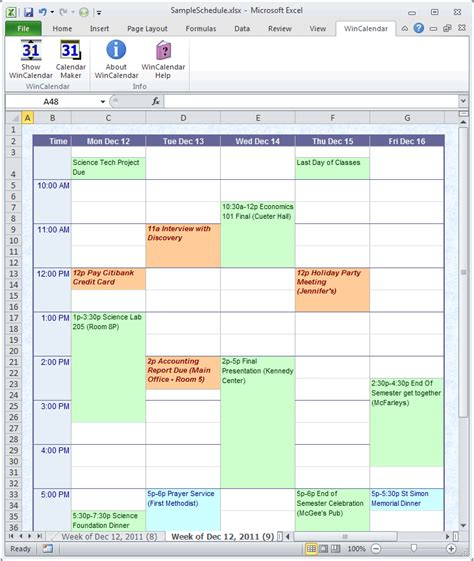 excel itinerary import outlook calendar into excel and word