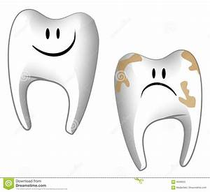 Decay clipart healthy tooth - Pencil and in color decay ...