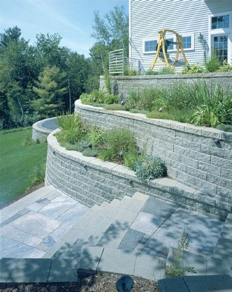 retaining wall plants pictures retaining wall layers for plants home renovation ideas pinterest