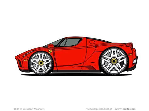 cartoon car ferrari cars cartoon latest auto car