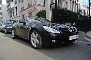 Mercedes Slk 350 Occasion : mercedes classe slk r171 350 272ch cabriolet noir occasion 16 890 70 000 km vente de ~ Medecine-chirurgie-esthetiques.com Avis de Voitures