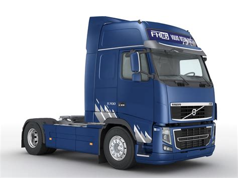 volvo truck images volvo trucks introduces ocean race limited editions