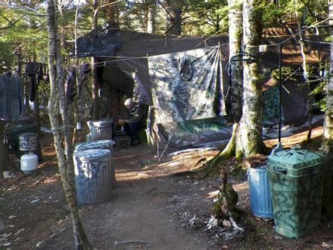 maine living maine hermit living in wild for 27 years arrested
