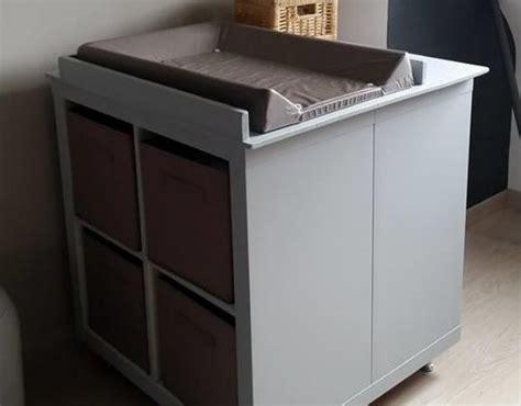peinture pour meuble de cuisine v33 un meuble à langer avec du rangement bidouilles ikea