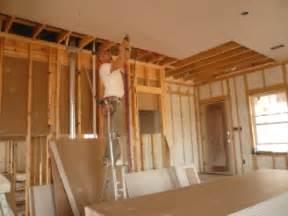 how to hang drywall hanging drywall