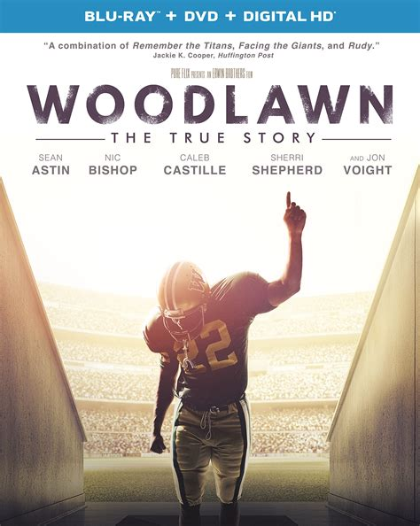 woodlawn dvd release date january