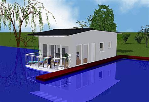 Wohnen Auf Hausboot by Wohnen Auf Dem Wasser Kommunikation2b