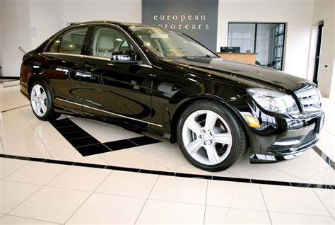 All wheel drive 20 combined mpg. 2011 Mercedes-Benz C-Class C300 4MATIC Sport for sale near Middletown, CT | CT Mercedes-Benz ...