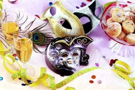 faschingsdeko home great ideas  diy carnival