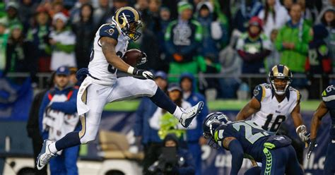 rams  seahawks    game day notes  series