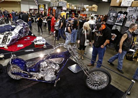 Motorcycle Show Shatters Stereotype Of Bikers