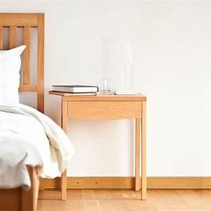 Table De Nuit : petite table de chevet zebra sixay mobilier tables ~ Dallasstarsshop.com Idées de Décoration