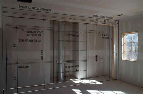diy closet doors build your own inexpensive closet doors