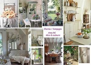 decoration interieur style campagne maison design With decoration interieur style campagne