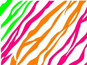 Zebra Print Wallpaper Clipart - ClipArt Best