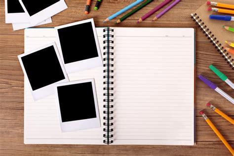 fotoalbum kostenlos fotoalbum auf dem schreibtisch der kostenlosen