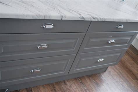 ikea lidi gray cabinets  marble laminate countertops  office ikea kitchen remodel