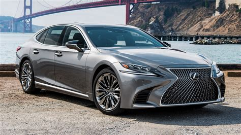 Ls Wallpapers by 2018 Lexus Ls Us Wallpapers And Hd Images Car Pixel