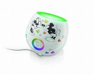 Philips Living Colors Mini : lampe d co pour chambre d 39 enfant philips livingcolors mickey ~ Orissabook.com Haus und Dekorationen