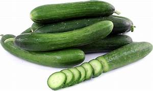 Persian Cucumbers Information and Facts